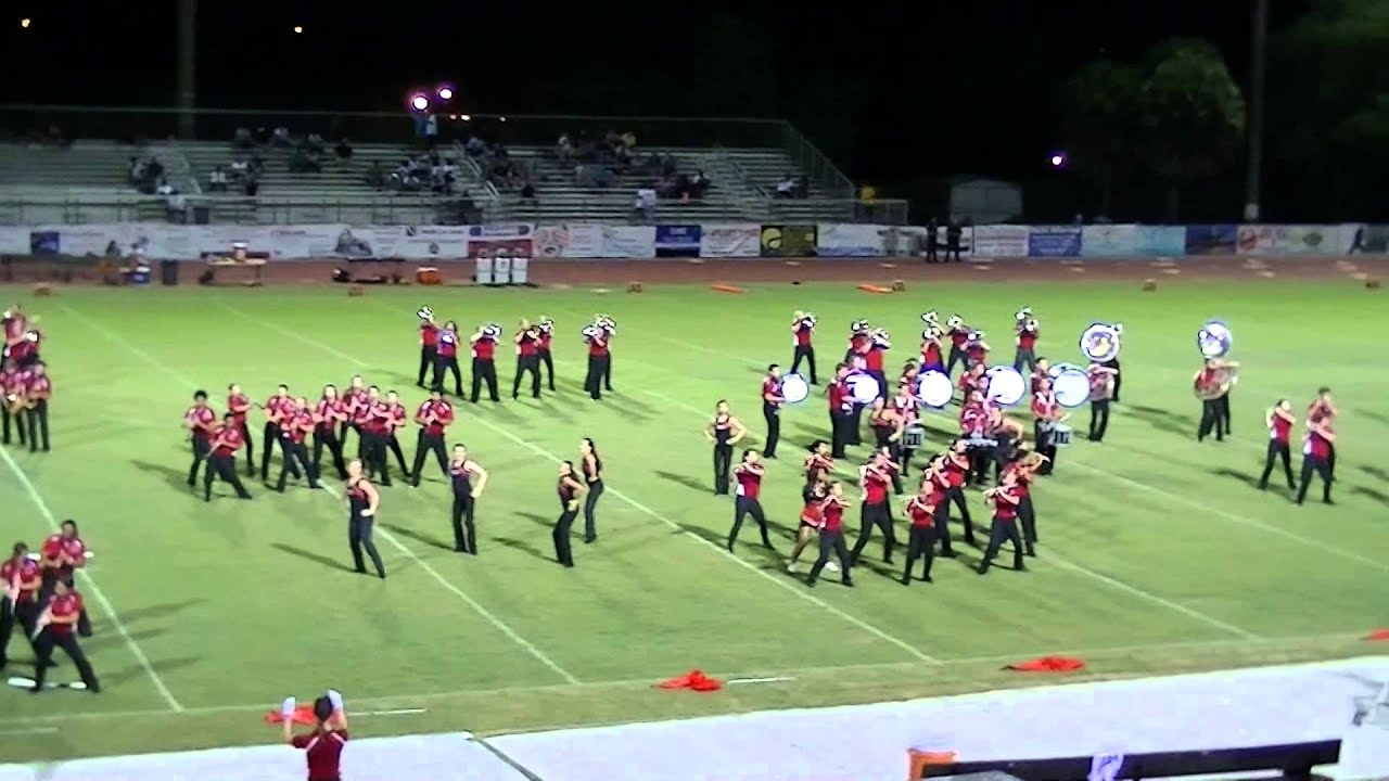Cooper City High School Marching Band