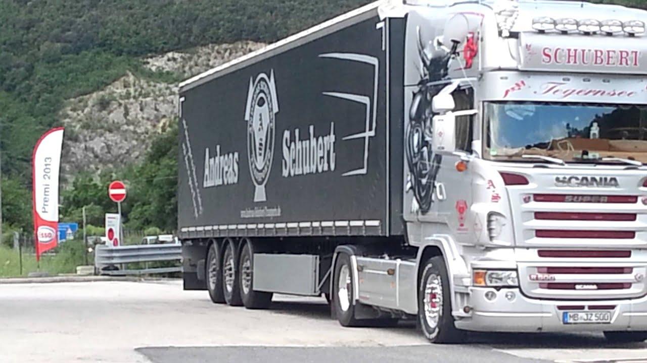 Scania R500 Andreas Schubert Youtube