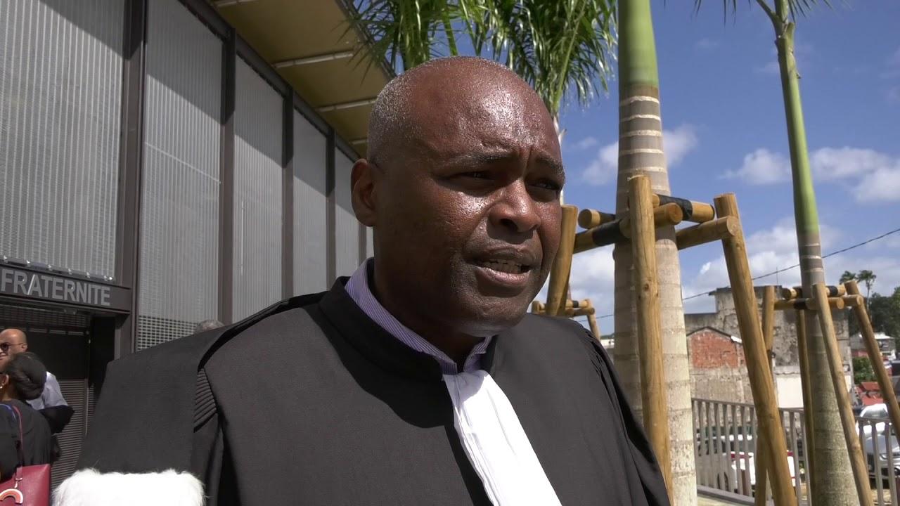 Mobilisation des avocats de la Guadeloupe face au projet de réforme de la justice