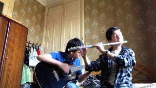 Yesterday - cover (flute and guitar)