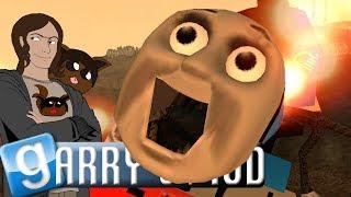 Gmod - Evil Thomas Survival!