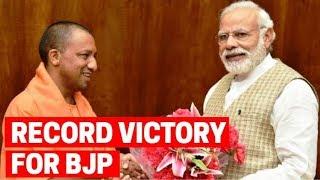 Lok Sabha elections results 2019: Record victory for BJP