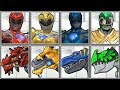 Power Rangers Fights + Dino Robot Corps | Show Me Games
