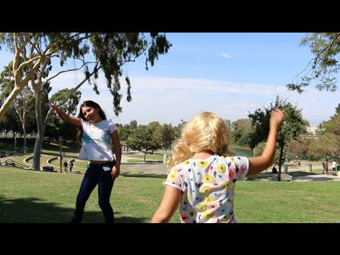 Songs in Real Life: Malibu and Littlebu Go to the Park (ft. Mommabu)