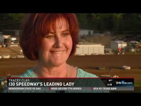 The Woman Behind the i30 Speedway: Tracey Clay
