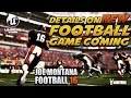 Joe Montana Football 16 NEW FOOTBALL GAME REVEALED Details | MOBILE GAME