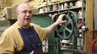 Installing And Crowning Bandsaw Tires