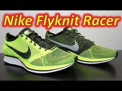 a09e034753808 Nike Flyknit Racer - UNBOXING - YouTube