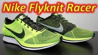 Nike Flyknit Racer - UNBOXING