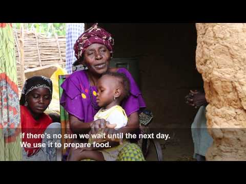 Waiting for the Harvest: The fight against malnutrition and malaria in Niger