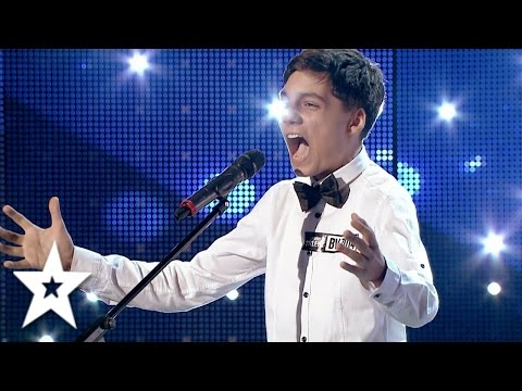 15 Year Old Opera Singer Will Leave You SPEECHLESS! | Auditions Week 2 | Românii au talent