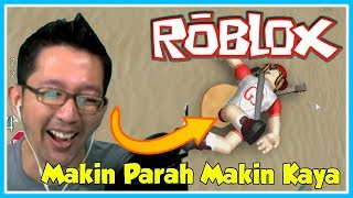 BONE FRACTURE IS NOT A SENENG! -ROBLOX INDONESIA