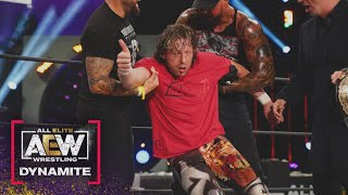 What Just Happened to the AEW World Champion Kenny Omega?   AEW Dynamite, 3/24/21