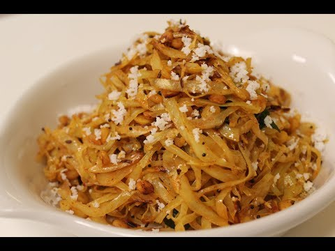 Cabbage Chana Dal | Simple Indian Recipe | Sanjeev Kapoor Khazana