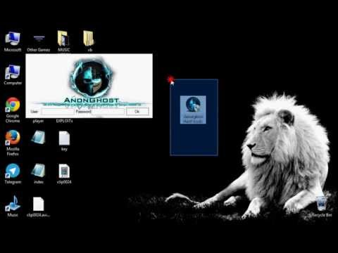 Demo Anonghost Priv8 Tools 89%