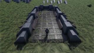 Defensive Fortifications - Space Engineers