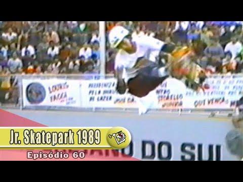 Ep60 Jr Skatepark e UBS 1989   Chave Mestra Videos