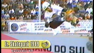 Ep60 Jr Skatepark e UBS 1989 | Chave Mestra Videos
