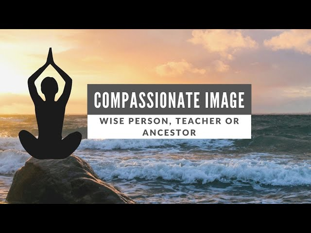 Compassionate Image: Wise Person, Teacher or Ancestor