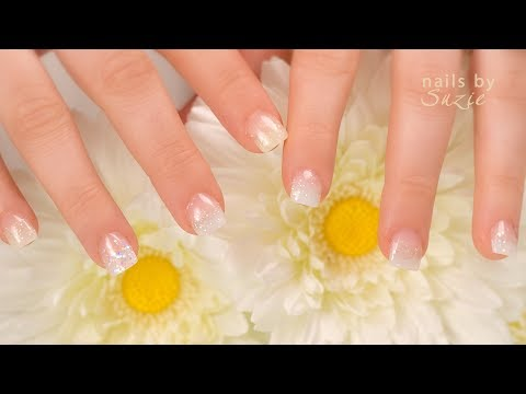 Why & How To Pinch Acrylic Nails - Short Bitten Nails Transformation
