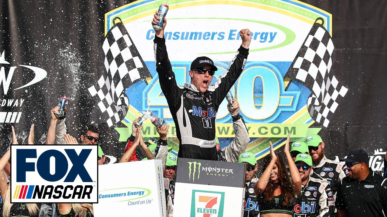 Winner's Weekend: Kevin Harvick and Rodney Childers at Michigan | NASCAR RACE HUB