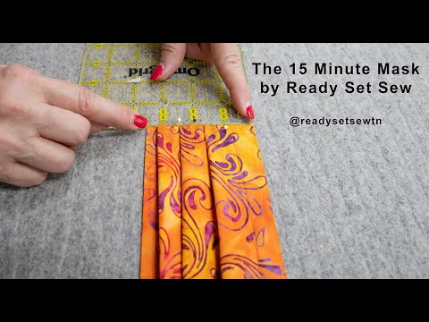 The 15 Minute Mask