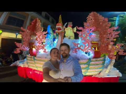 Thailand trip Day 11 Chiang Mai Lights Festival