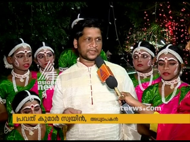 Nishagandhi Dance fest ; Odisha team performs 'Gotipua' dance form
