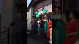 Свадьба 17.06.17 . Прощание с девичьей фамилией