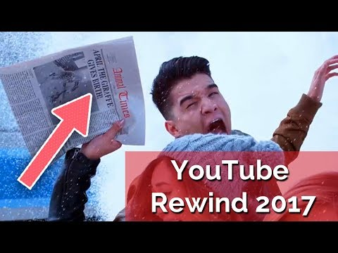 YouTube Rewind 2017: Things You Missed