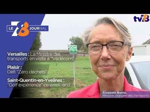 7/8 Le journal - jeudi 5 octobre 2017
