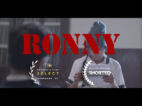 Ronny | Short Film Nominee