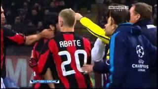 Gattuso vs. Joe Jordan + Flamini horror tackle