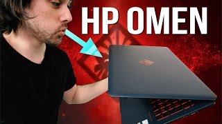 HP OMEN (2017) Gaming Laptop Review - GTX 1050