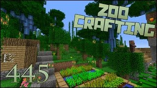 Zoo Crafting: Most Beautiful Jungle Village Ever - Episode #445