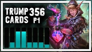 Hearthstone: Trump Cards - 356 - Don't Drink and Play - Part 1 (Warlock)