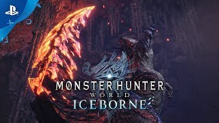Monster Hunter World: Iceborne - Glavenus Trailer | PS4