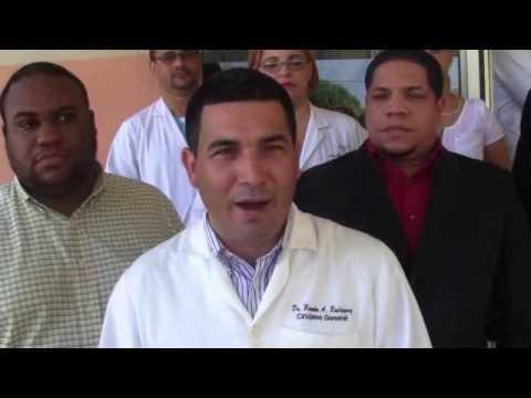 Médicos en Valverde inician otro paro, esta vez por 48 horas