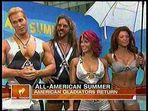 """Mike """"Titan"""" O'Hearn On The Today Show"""