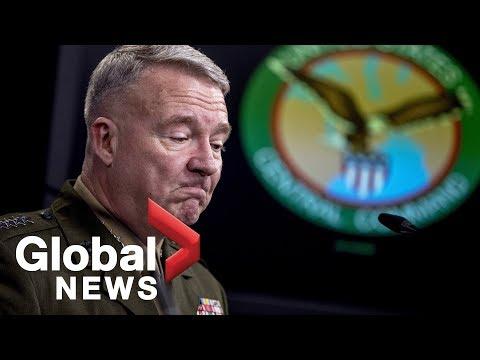 Pentagon won't confirm details of Baghdadi's last moments