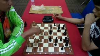 Chess Game Master Sana Vs Ao Jst Spanish Opening Japfa Chess