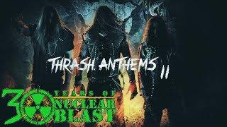 DESTRUCTION – Thrash Anthems II (OFFICIAL TRAILER #1 – DRUM RECORDINGS)
