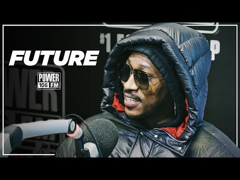 Future On R. Kelly Getting Too Much Attention, New Album,  Jumpin On A Jet  & More
