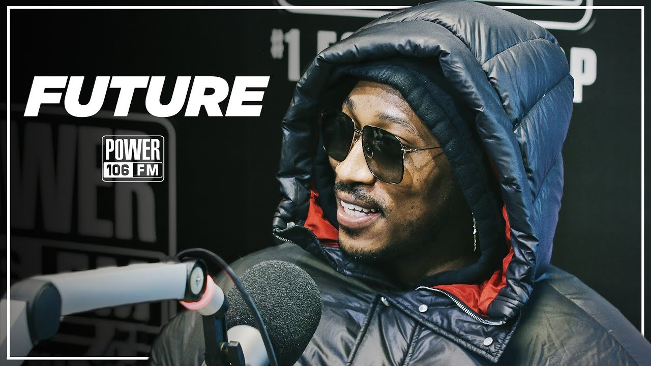 Future On R  Kelly Getting Too Much Attention, New Album,