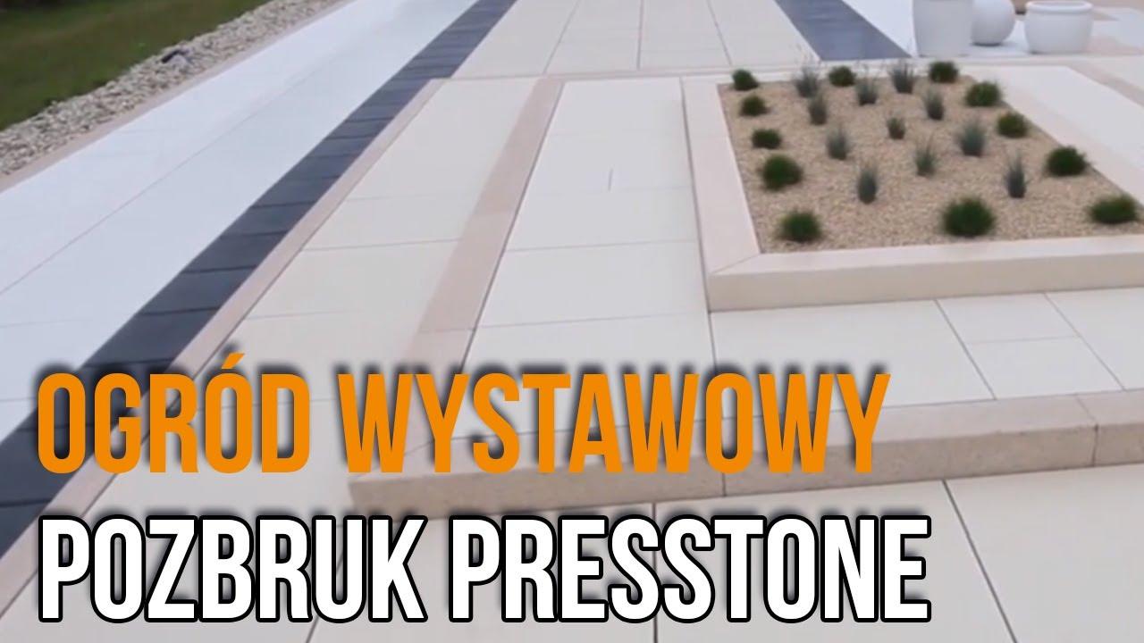 Płyty Tarasowe Pozbruk Presstone