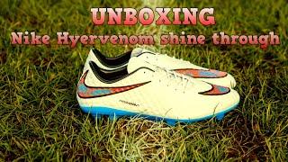 New Neymar Boots 2014/2015 : Nike Hypervenom AG Unboxing by skill shotz