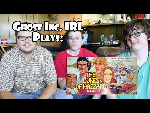 Ghost Inc. IRL: The Duke of Hazzard Game