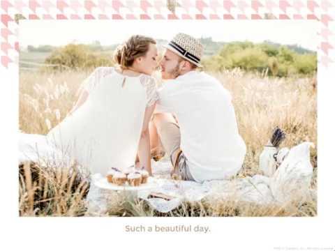 Love + Kisses - Valentine's Day Slideshow