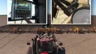 Case IH STX 500 Steiger  with biggest airseeder in the world Multi Farming Systems 48 m 160 ft