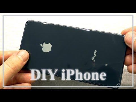 Самодельный почти IPhone